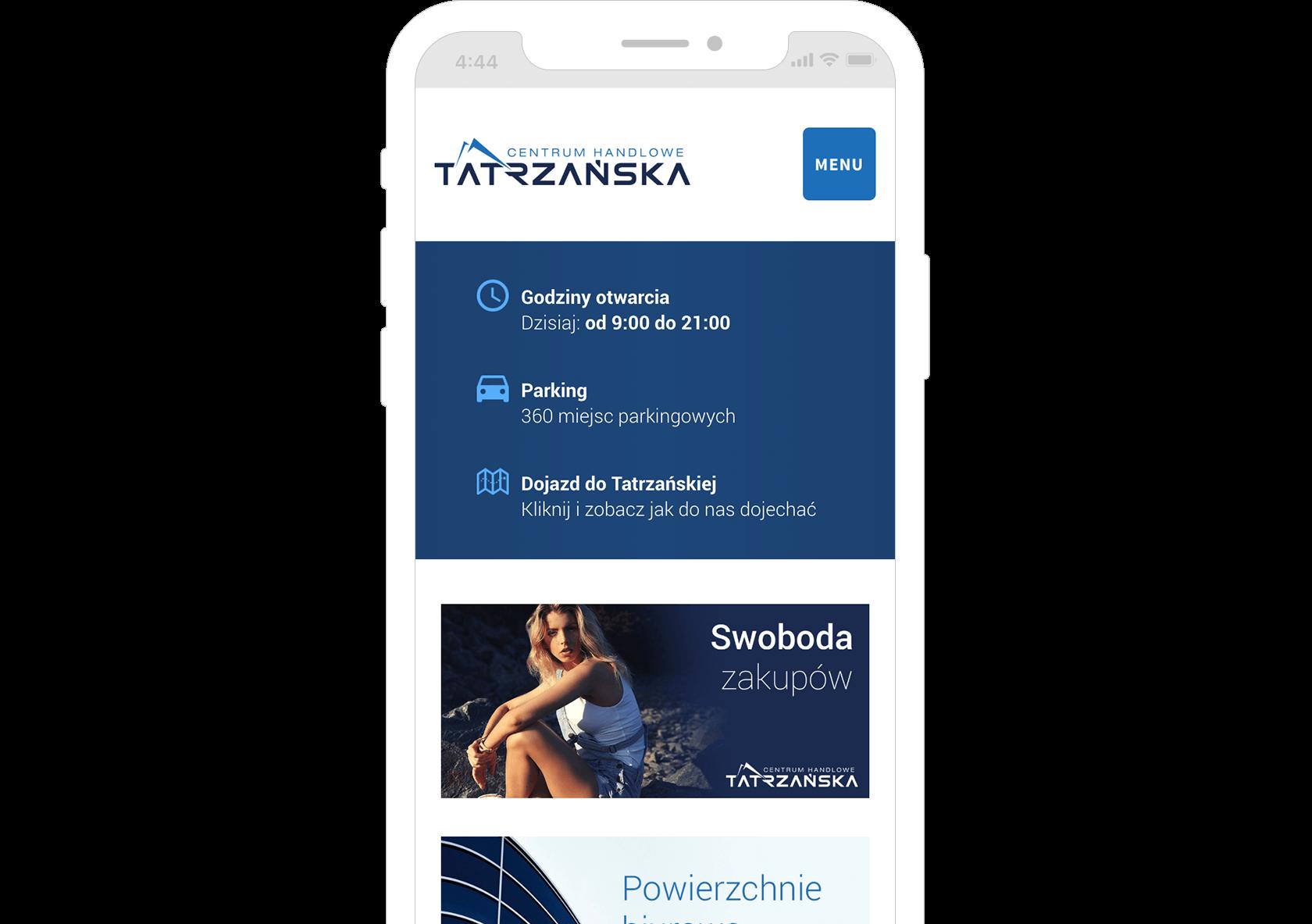 CH Tatrzańska